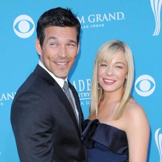 Leann Rimes' Husband Hits Back