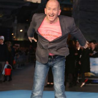 Eddie 'The Eagle' Edwards Impressed With Biopic