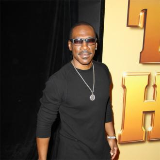 Eddie Murphy's support for Mel B