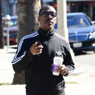 Eddie Murphy expecting a baby boy