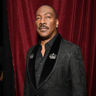 Eddie Murphy's family at the centre of his life