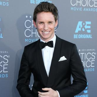 Eddie Redmayne Is A Death Hallows Fan
