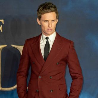 Eddie Redmayne's jaw 'dropped' reading Fantastic Beasts script
