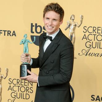 Eddie Redmayne trying to keep his kids alive