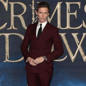 Eddie Redmayne says J. K. Rowling is 'extraordinary'