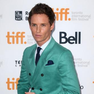 Eddie Redmayne Measured Sleeping Fiancee's Finger