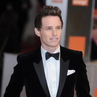 Eddie Redmayne marries