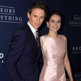 Eddie Redmayne: Felicity Jones 'challenges' me as an actor