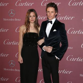 Eddie Redmayne's Wife Late To Their Wedding