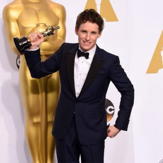 Eddie Redmayne can't remember Oscars speech