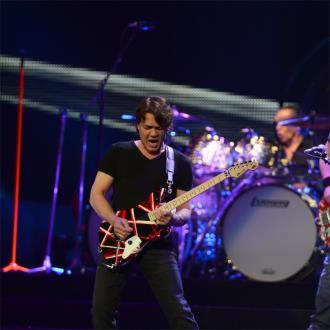 Eddie Van Halen leads Malcolm Young tributes