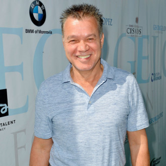 Legendary musician Eddie Van Halen has died