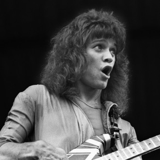 Eddie Van Halen's guitars sold for $422,000