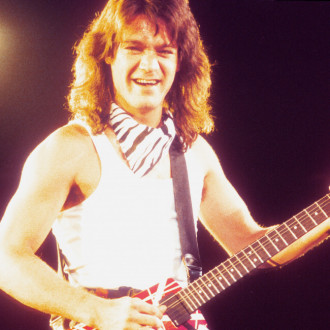 Eddie Van Halen posthumously honoured with National GUITAR Museum's Lifetime Achievement Award