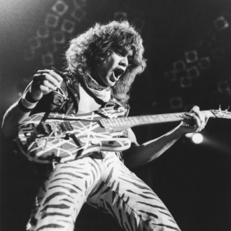 Eddie Van Halen honoured with mural on what would've been his 66th birthday