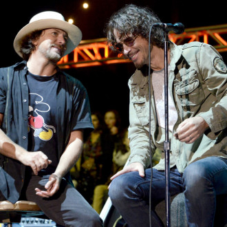 Eddie Vedder hasn't 'dealt' with the grief of losing Chris Cornell