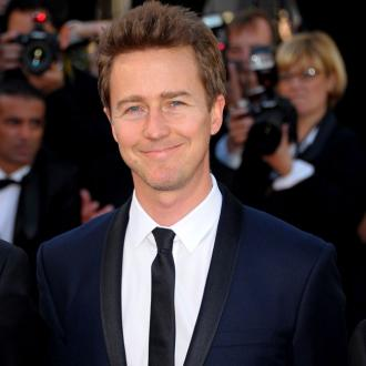 Edward Norton Wed In Secret