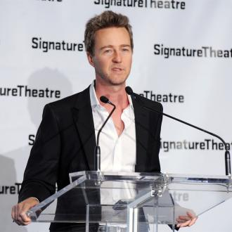 Edward Norton in bizarre One Direction interview request