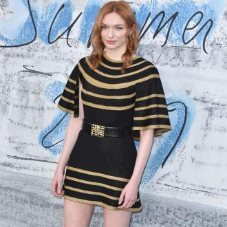 Eleanor Tomlinson's colour confidence