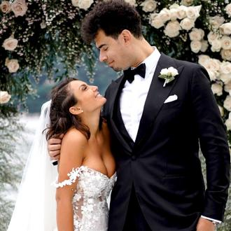 DJ Afrojack gets married