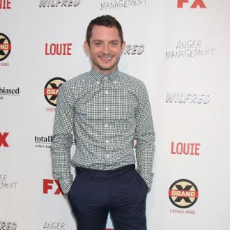 Elijah Wood becomes a father?