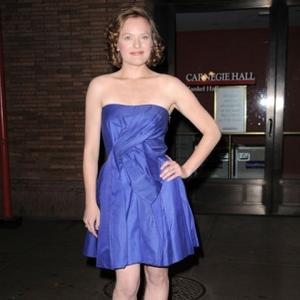Elisabeth Moss Dreamed Of English Life