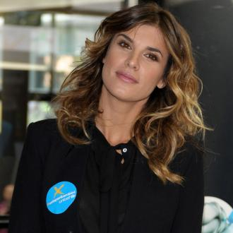Elisabetta Canalis is pregnant