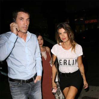 Elisabetta Canalis marries Brian Perri
