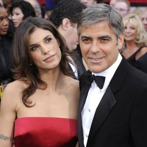 Elisabetta Canalis Very 'Happy' With George