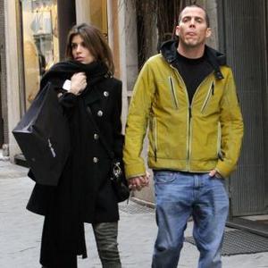 Elisabetta Canalis And Steve-o Rekindle Romance