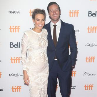 Armie Hammer is a dad again
