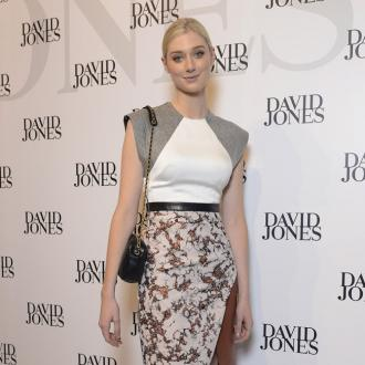 Elizabeth Debicki says filming Peter Rabbit was a 'live beast'