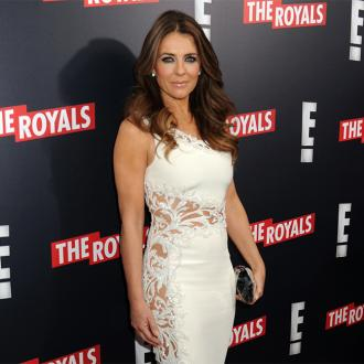 Elizabeth Hurley Says 'Discipline' Is Secret To Looking Good