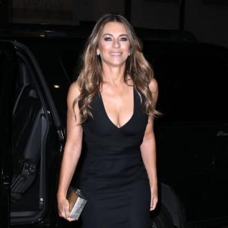 Elizabeth Hurley forbids her son Damian from drinking alcohol in front of her