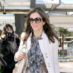 Elizabeth Hurley's Divorce Granted