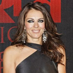 Elizabeth Hurley's Son Wants An Agent