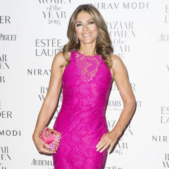 Elizabeth Hurley vows to keep quiet about her personal life