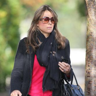 Elizabeth Hurley Left Hungry By Shane