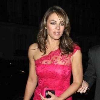 Elizabeth Hurley's Son Wants Two Christmas Trees