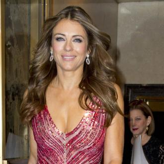 Elizabeth Hurley Lets Pet Dogs Sleep In Her Bed