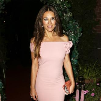 Elizabeth Hurley Likens Royalty To Showbiz