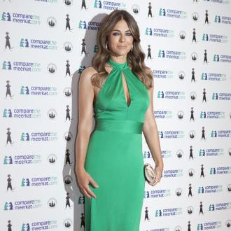 Elizabeth Hurley inspired by Princess Diana