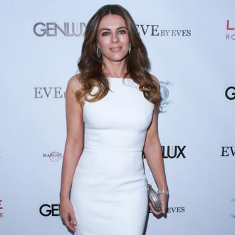 Elizabeth Hurley Plans Subdued Celebration