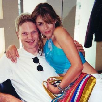 Elizabeth Hurley pays tribute to Steve Bing