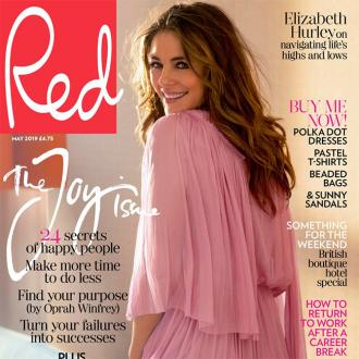 Elizabeth Hurley would rather be 'happy and single'