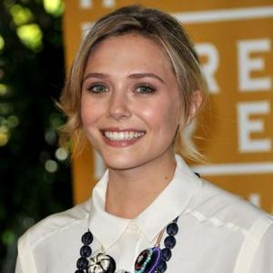 Elizabeth Olsen Was Kindergarten Star