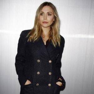 Elizabeth Olsen Loves British Style