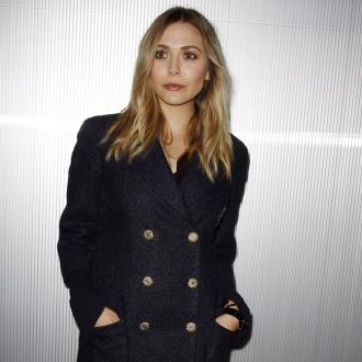 Elizabeth Olsen Likes Older Men