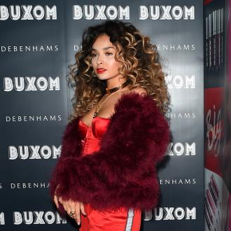 Ella Eyre loves wearing a 'strong, bold lip colour'