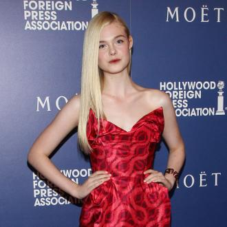 Elle Fanning Believes In Aliens